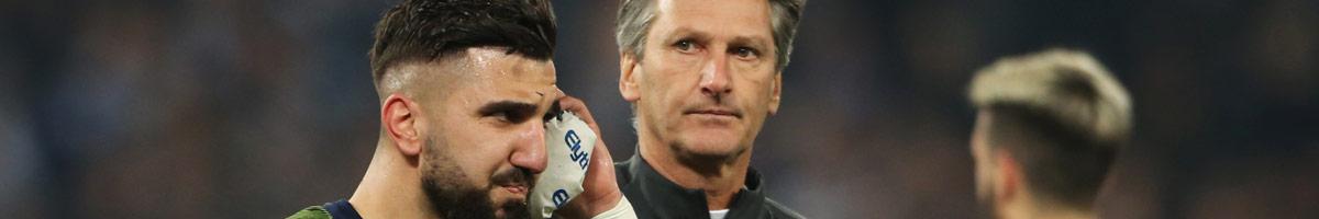 FC Salzburg - Lazio Rom: Die Rose-Elf stößt an ihre Grenzen
