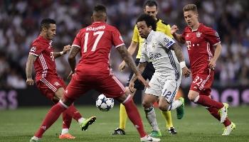 Real - Bayern ; pariez sur l'affiche des demi en ligue des Champions