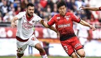 Bordeaux – Dijon ; deux équipes proches au classement.