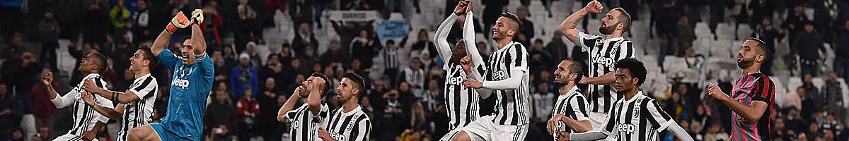 Serie A: Juventus ist zu stark für die Liga