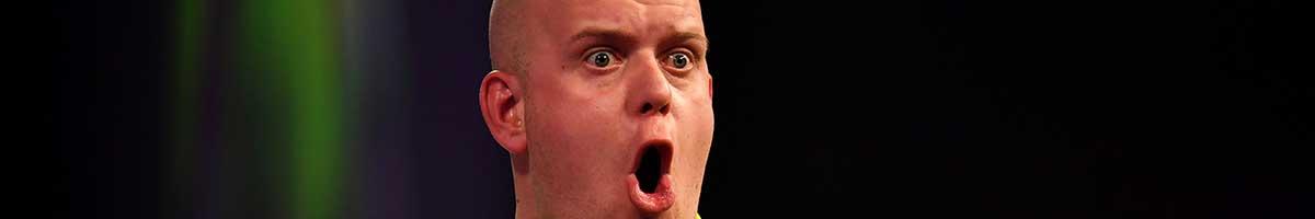 Darts: Die Premier League biegt auf die Zielgerade ein