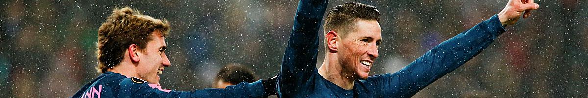 Europa League: Klare Rollenverteilung im Viertelfinale