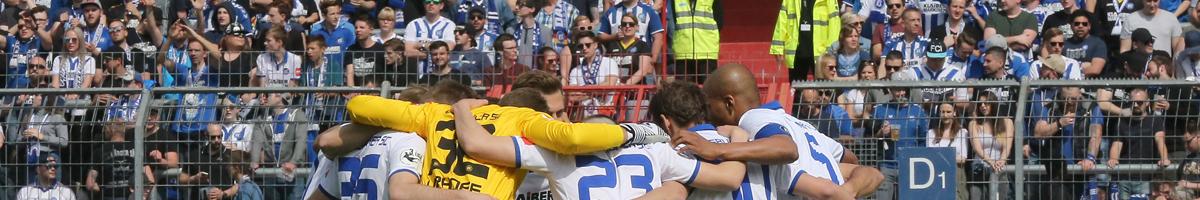 3. Liga: KSC in Relegation, Titelrennen weiter offen
