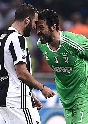 Gianluigi Buffon, Juventus Turin Quoten, Gonzalo Higuain, Serie A Quoten