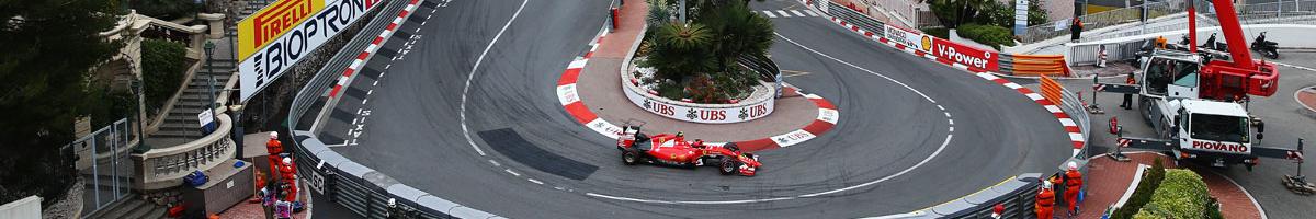 Formel 1 GP von Monaco: Bookies setzen auf Verstappen