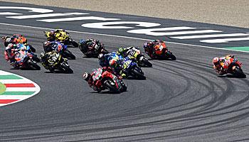 MotoGP Italien: Bagnaia schultert die Hoffnungen der Tifosi