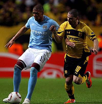 Jerome Boateng, Manchester City, Boateng Transfer