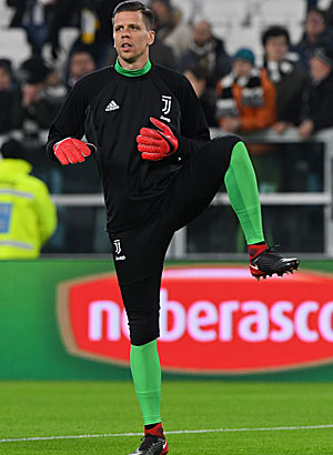 Juventus Turin, Szczesny, Italien Quoten