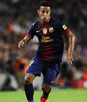 Thiago, Alcantara, FC Barcelona, La Liga Quoten