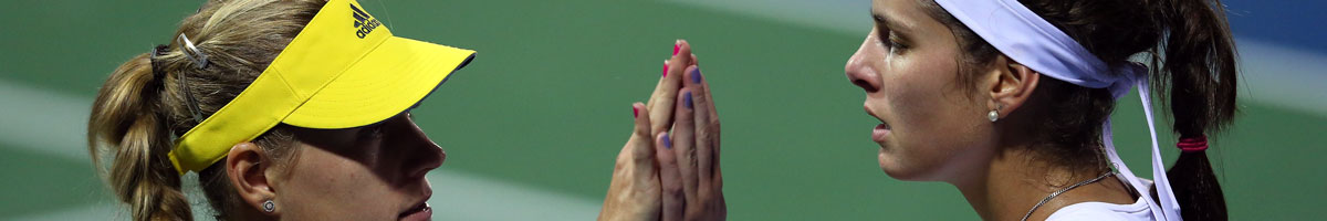 Kerber und Görges: Das spricht für ein deutsches Wimbledon-Finale!