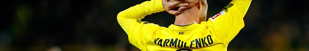 BVB: 4 Gründe, warum Yarmolenko noch eine Chance verdient hätte