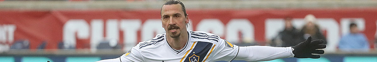 Zlatan Ibrahimovic: Er trifft immer - egal wo