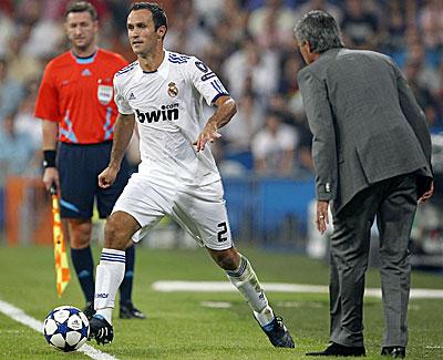 Mourinho, Real Madrid, Ricardo Carvalho