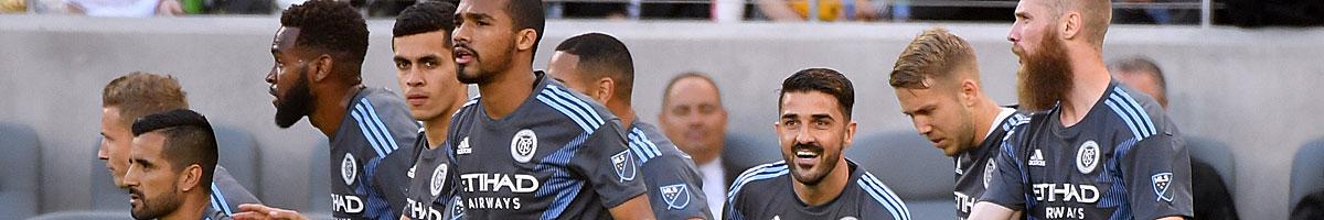 MLS: Trotz WM steht das New York-Derby im Fokus