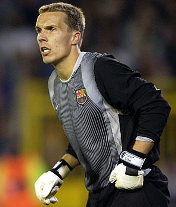 Robert Enke, FC Barcelona, Deutsche Torhüter im Ausland