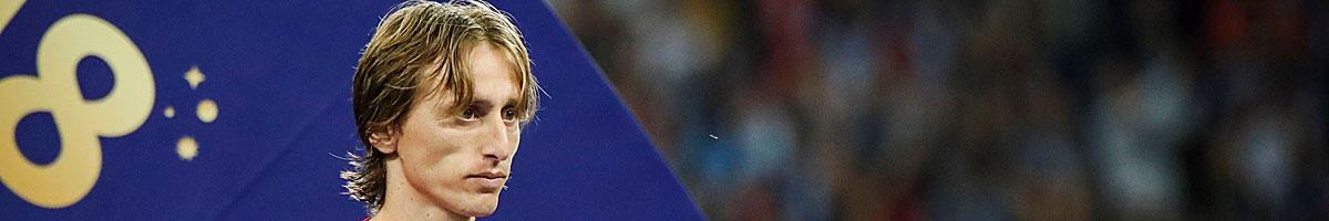 Goldener Ball: Modric mit der schlechtesten Statistik der bisherigen Gewinner
