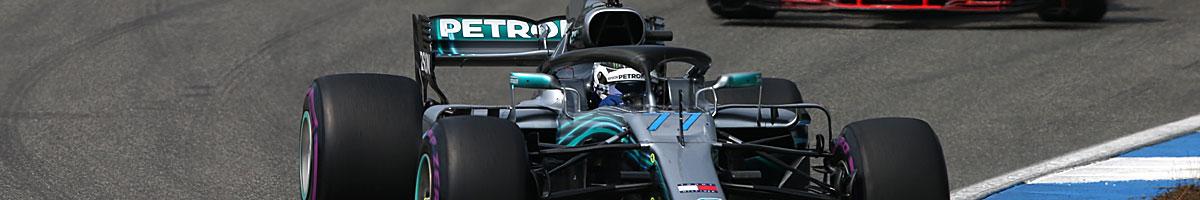 Formel 1 GP von Ungarn