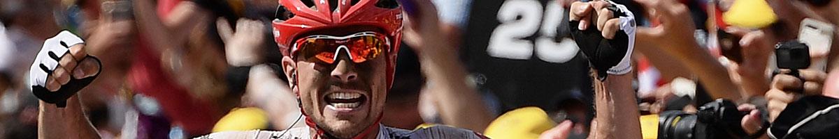 Tour de France: John Degenkolb holt 90. deutschen Tagessieg