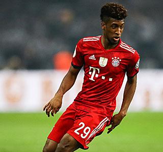 Kingsley Coman, FC Bayern, FCB
