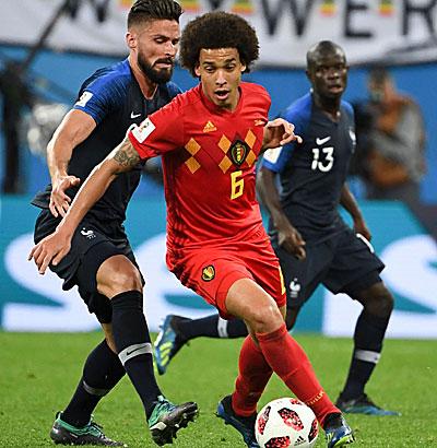 Belgien, Axel Witsel, BVB Transfers