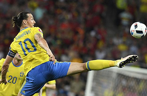 Zlatan Ibrahimovic, Schweden, Tre Kronors