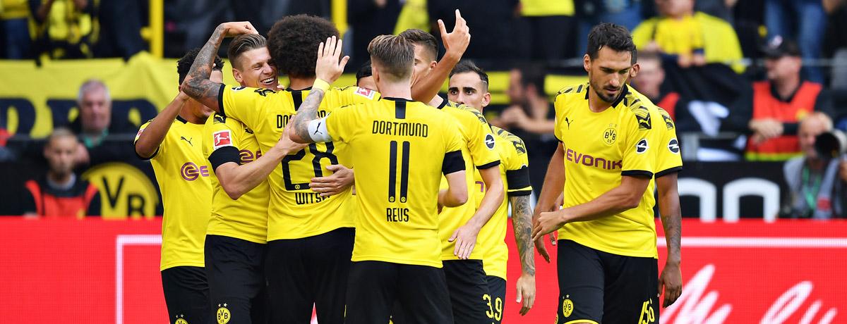 BVB: Saisonstart macht Lust auf mehr