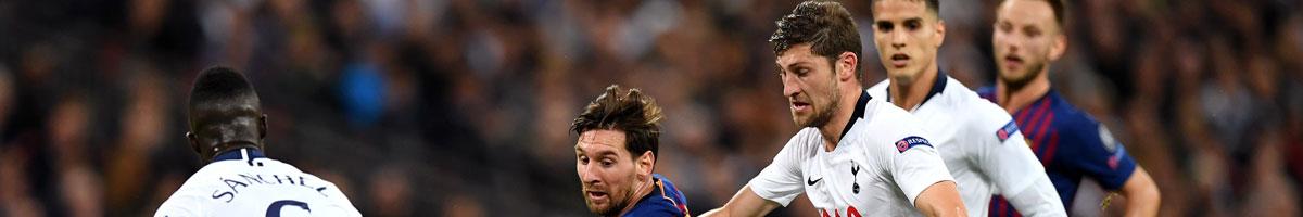 FC Barcelona - Tottenham Hotspur: Die Todesgruppe fordert ihr Opfer