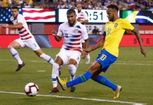 Neymar-Brasilien-Kapitän