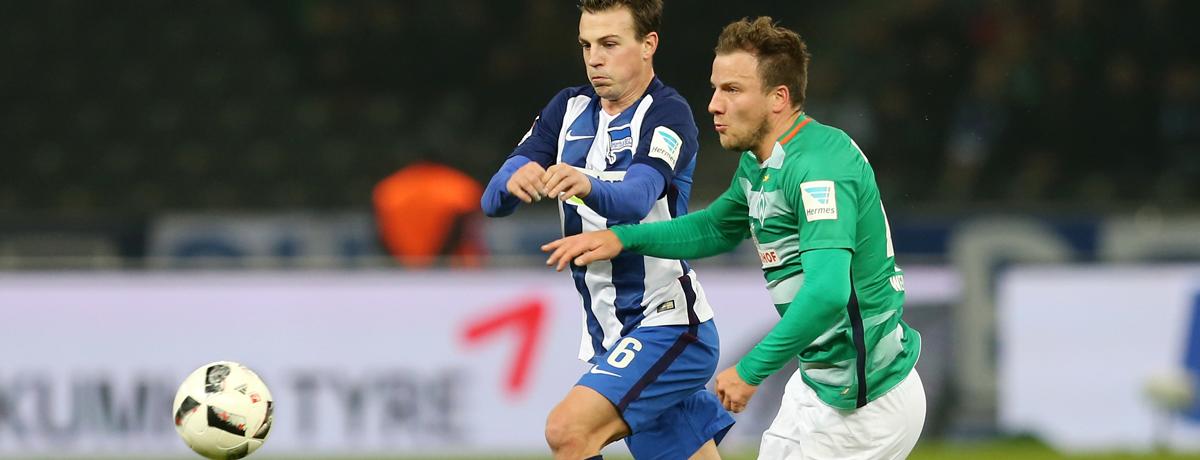 Werder Bremen - Hertha BSC: Bremer Ballermänner gegen Berliner Effizienz