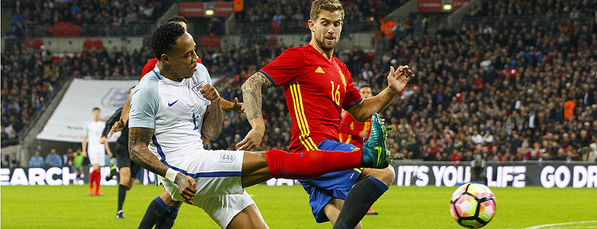 Spanien - England, Nations League, Spanien gegen England