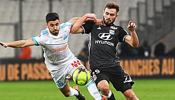 Olympique Marseille – Olympique Lyon: OM mit langer Durststrecke