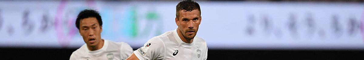 Vissel Kobe: Auch mit Podolski und Iniesta hinter den Erwartungen