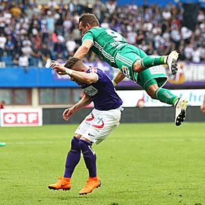 Rapid Wien gegen Austria Wien, Wien-Derby