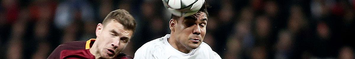 AS Rom - Real Madrid: Vom Wendemanöver zur Feuerprobe