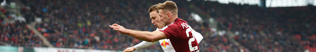 1. FC Nürnberg - RB Leipzig: Club winkt unrühmliche Bestmarke