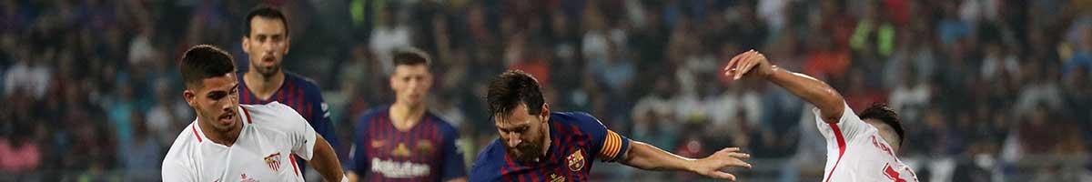 FC Barcelona - FC Sevilla: Barca will zurück an die Tabellenspitze