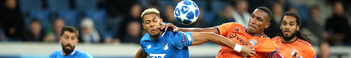 Olympique Lyon - TSG Hoffenheim: Wilder Ritt reloaded