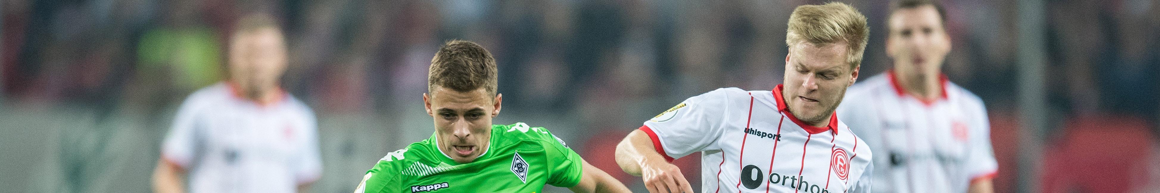 Borussia Mönchengladbach - Fortuna Düsseldorf: Derby mit klaren Vorzeichen