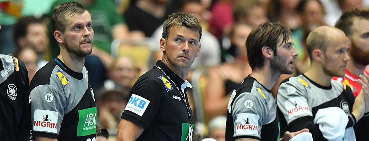 Prokop ist DHB-Trainer