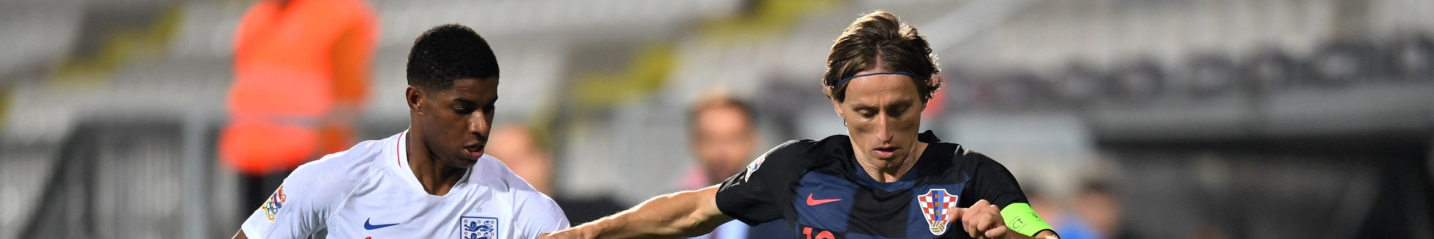 England - Kroatien: Kuriose Endspiel-Konstellation