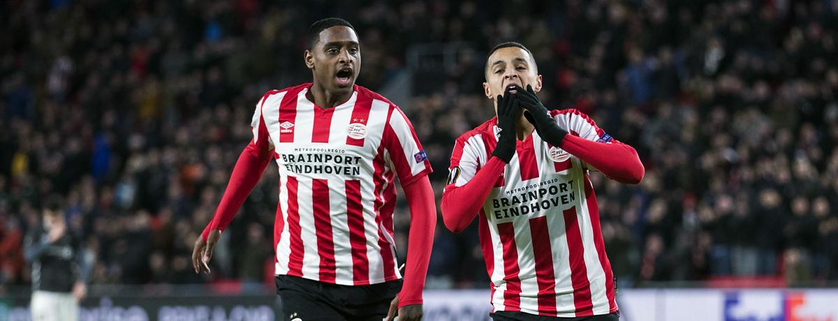 PSV Eindhoven - Feyenoord Rotterdam: Verfolgerduell zweier Traditionsklubs