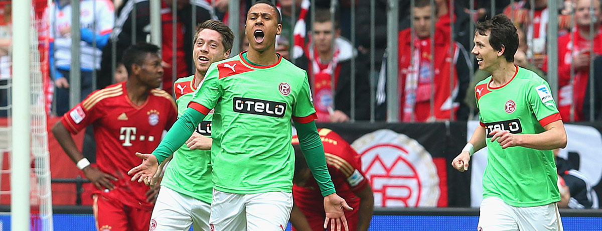 FC Bayern - Fortuna Düsseldorf