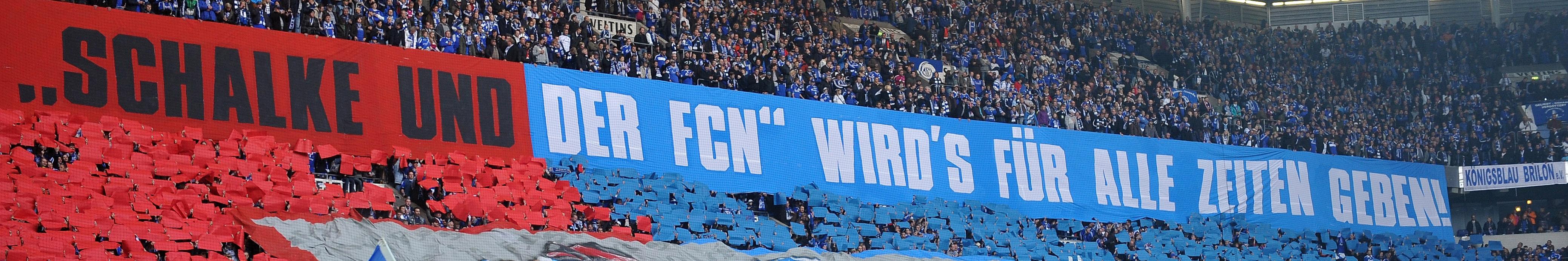 Fanfreundschaften im deutschen Fußball