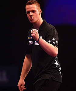Max Hopp Grand Slam of Darts
