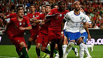 Italien – Portugal: Der Europameister kann den Gruppensieg eintüten