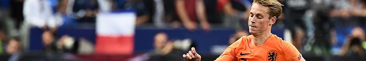 FC Barcelona: De Jong würde die holländische Tradition fortsetzen