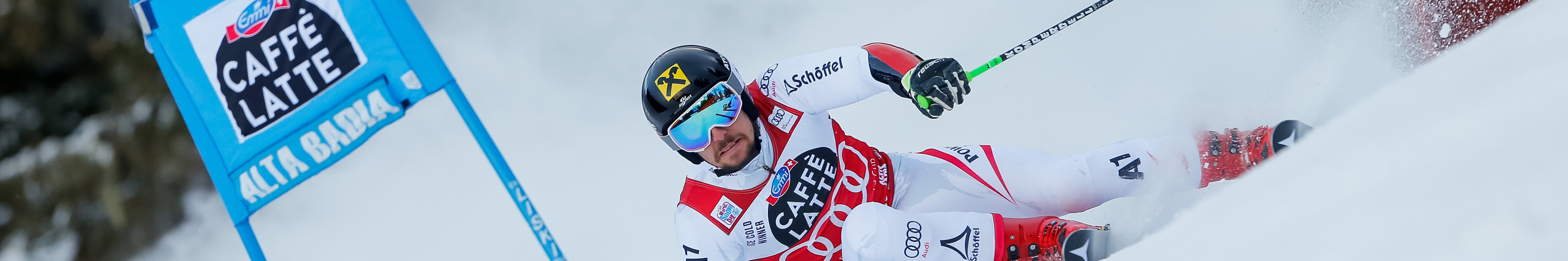 Marcel Hirscher will den 6. Streich in Alta Badia