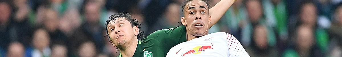 RB Leipzig - Werder Bremen: Mit einem schlechten Gefühl in die Pause?