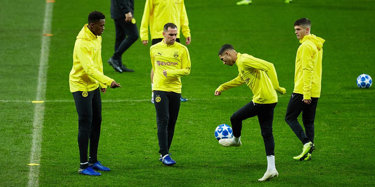 Beide sind aber erst neu in Dortmund.