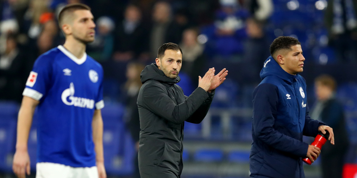 Gelingt die Kertwende oder blleibt Schalke im Abstiegskampf stecken?